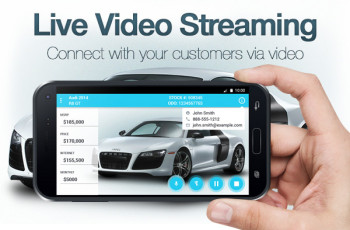 Go Live with Live Video Streaming™