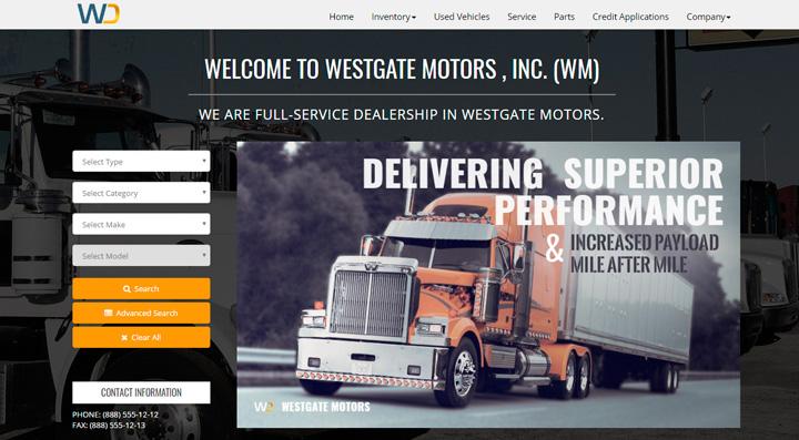 Buy Here Pay Here Car Dealership >> Franchise Dealer Websites | Autoxloo