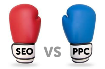 Difference between SEO vs PPC