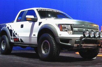 $100K Ford F-150 Raptor
