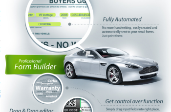 Make your dealer website forms look great