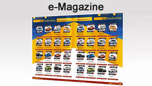 Promote your Dealership Brand with e-Magazine