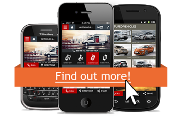 Mobile Car Dealer Websites Redefined
