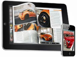 e-Magazines Offer The Best Of Both Worlds