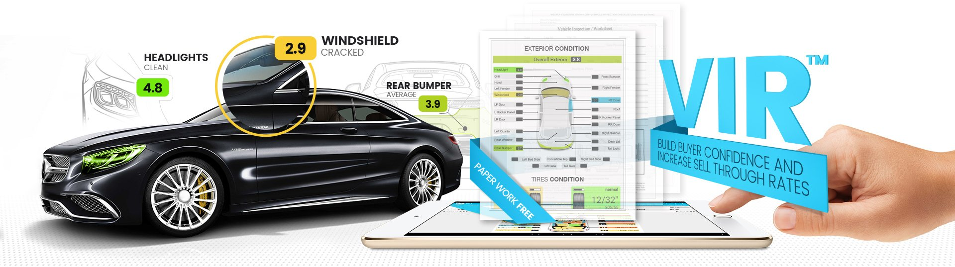 Vehicle Inspection Report™ | Autoxloo