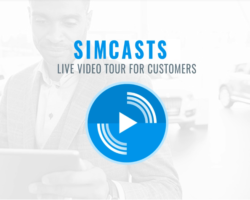 Live Auction Streaming – SimCasts™ App