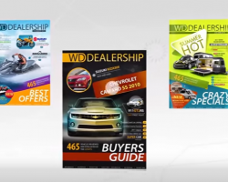 Digital Magazine Software for Dealers