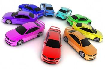 Choose a Right Color for Your Dealer Website