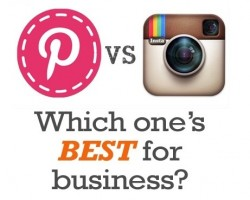 Pinterest VS Instagram for Dealerships
