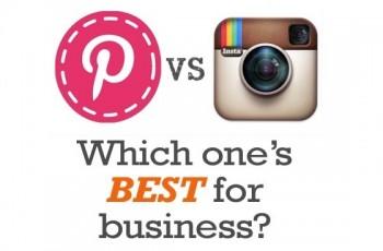 Pinterest VS Instagram for Dealerships