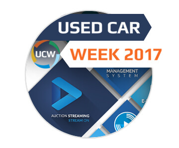 Auction Streaming Will be Exhibiting at the Used Car Week 2017