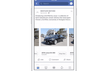 Facebook has Added More Retargeting Options for Auto Dealers