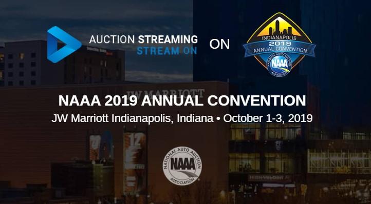 National Auto Dealers Association Convention 2019