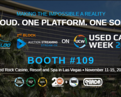 Join Us at Used Car Week 2019 – Booth #109!