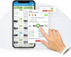 Auction Streaming Has Added the New IN-APP Bidder Module to SimCasts™ Automotive App